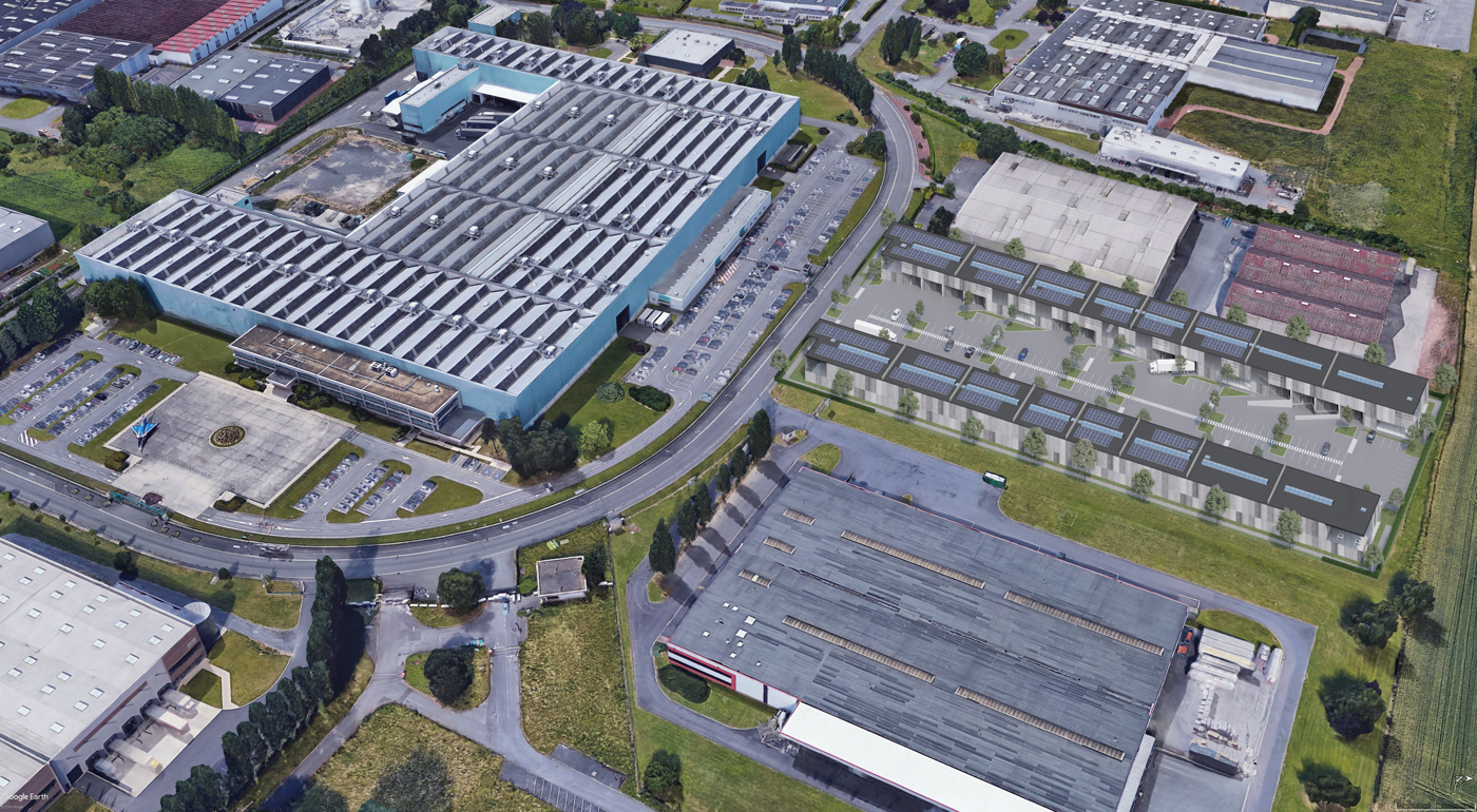 Zone Industrielle LILLE-SECLIN