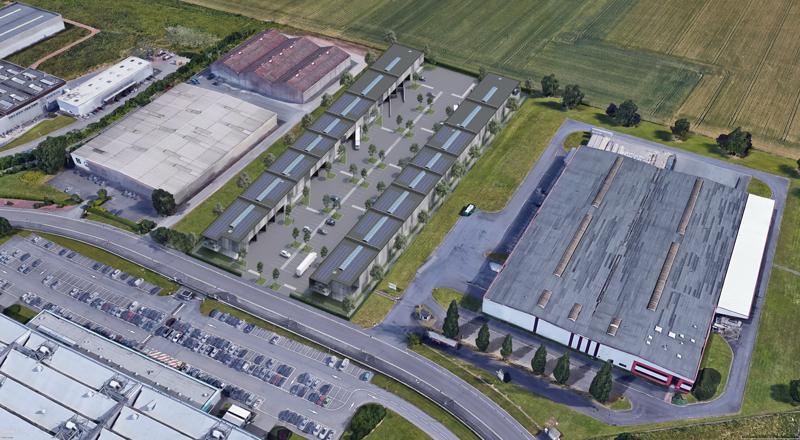 Zone Industrielle LILLE-SECLIN (Seclin)