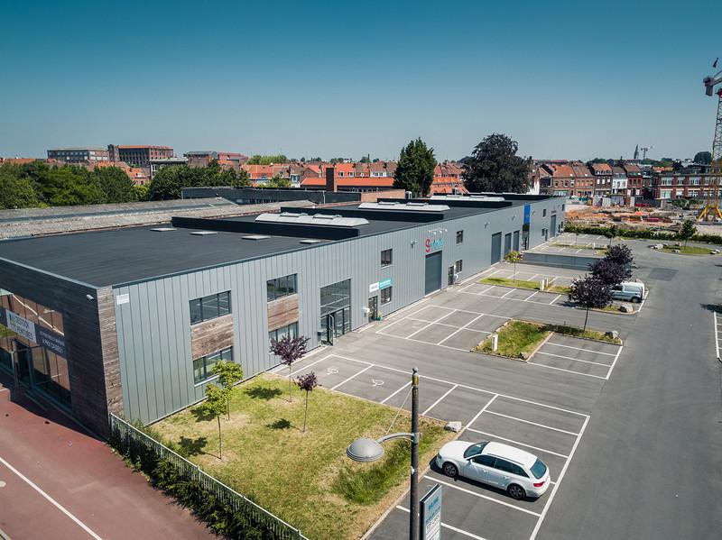 Bureau 230m² - Artiparc (Tourcoing)