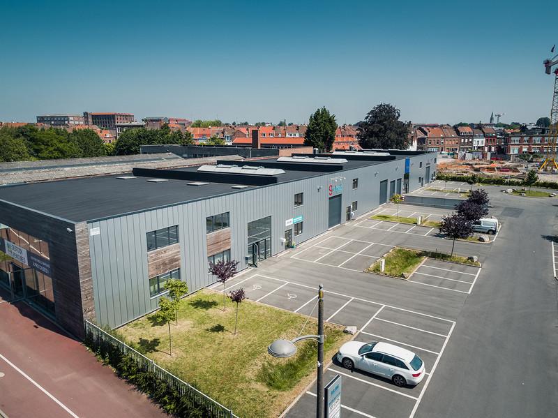 Warehouse 646m² - Artiparc (Tourcoing)