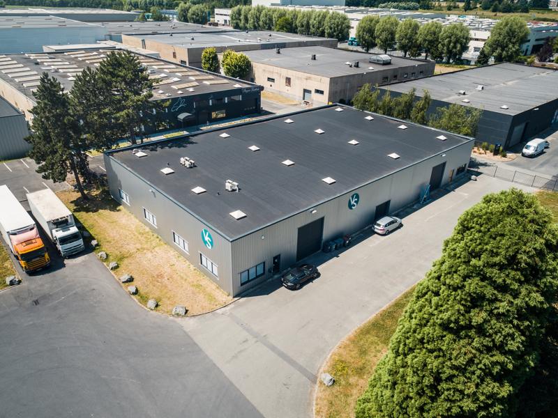 Warehouse 556m² - Leclerc parc (Neuville-en-Ferrain)