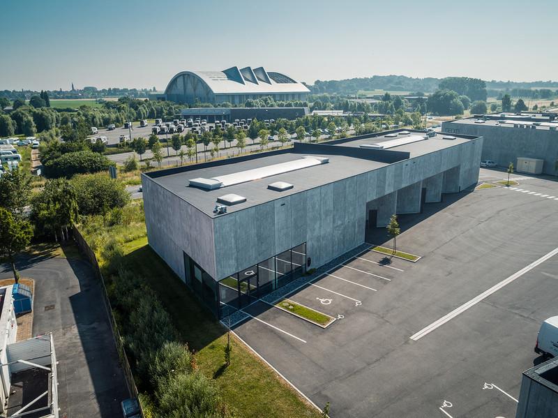 Entrepôt 590m² - Valorparc (Roncq)