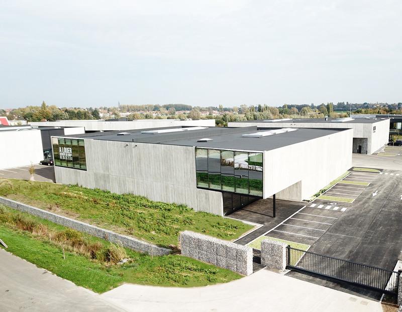 Warehouse 943m² - Valorparc (Roncq)