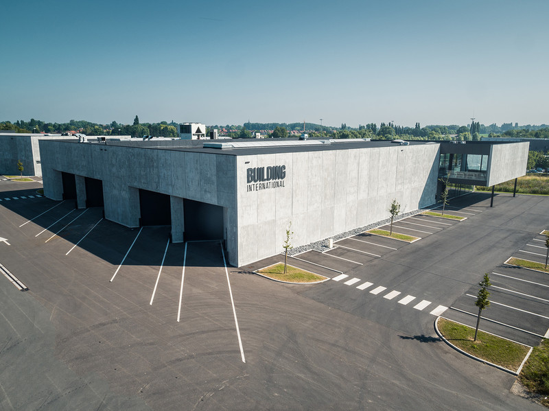 Warehouse 950m² - Valorparc (Roncq)