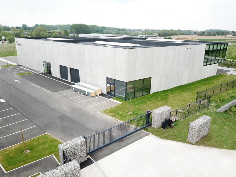 Entrepôt 482m² - Valorparc (Roncq)