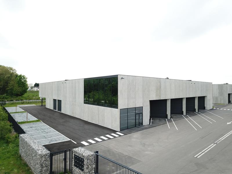 Warehouse 570m² - Valorparc (Roncq)