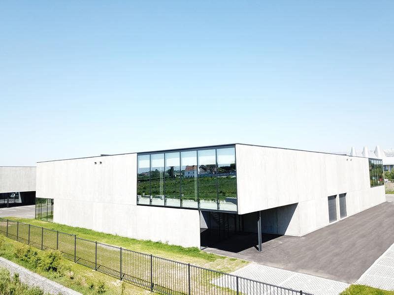 Warehouse 650m² - Valorparc (Roncq)