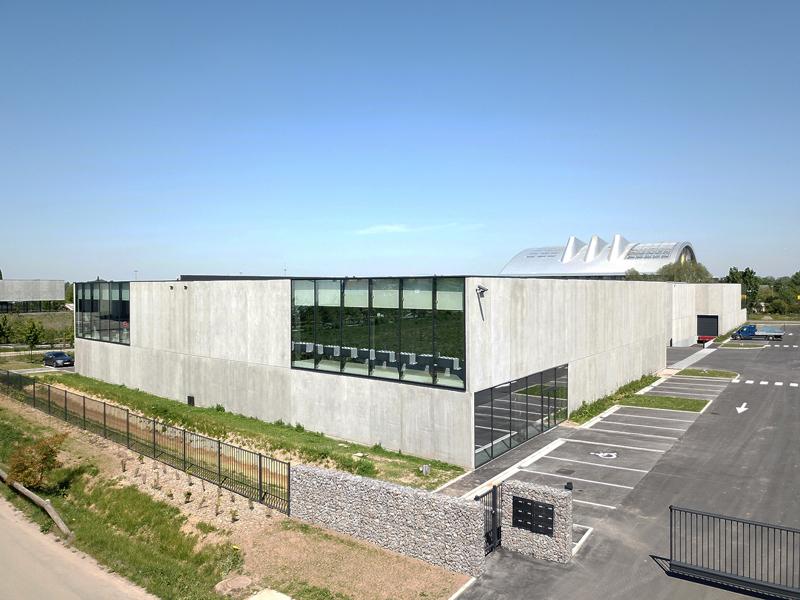Warehouse 875m² - Valorparc (Roncq)