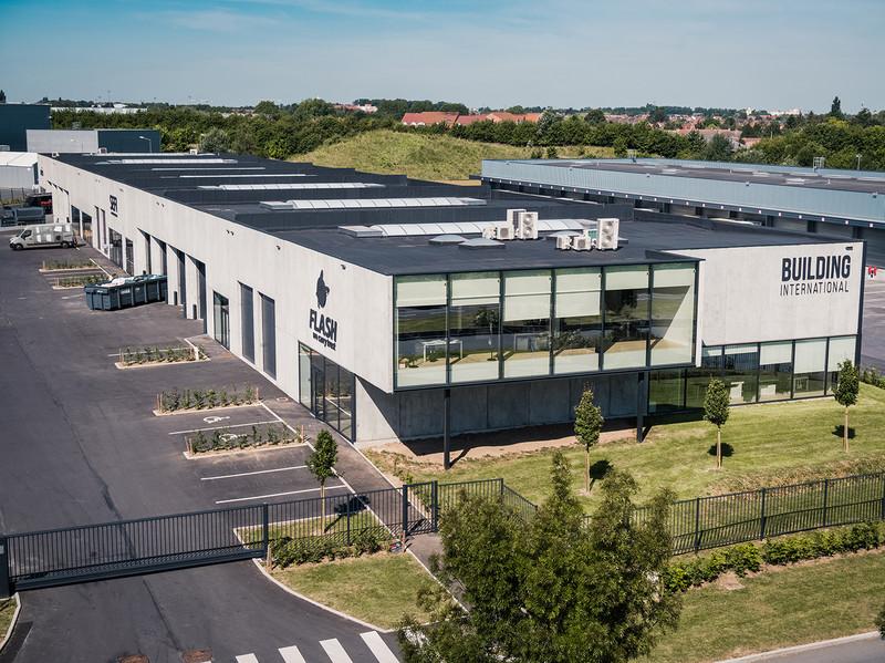 Warehouse 4000m² - Icarus parc (Lesquin)