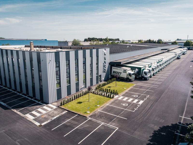 Warehouse 8860m² - Phoenix Parc (Fretin)