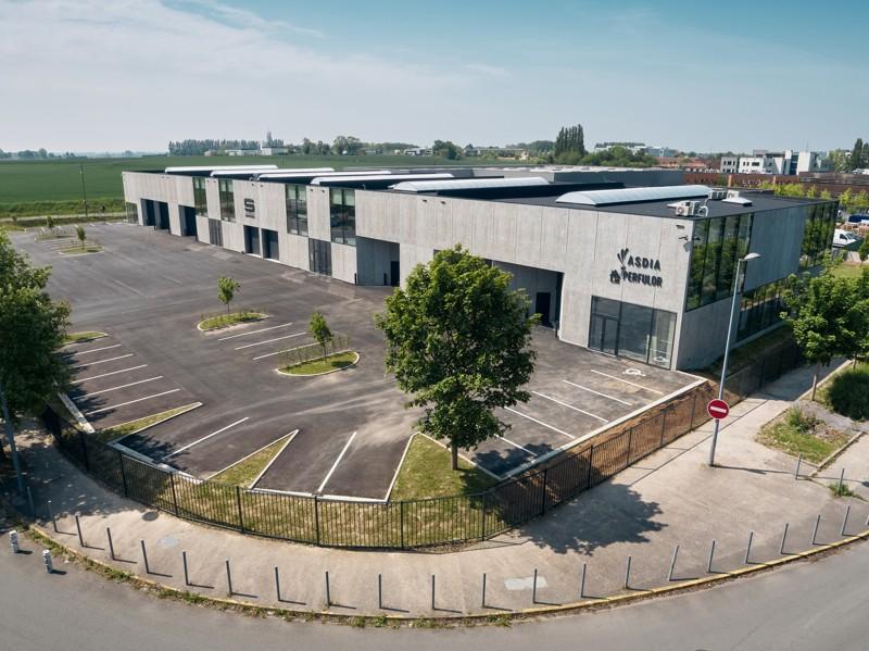 Entrepôt 450m² - Health Parc (Loos)