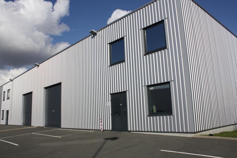 Warehouse 500m² - Parc Eurocit (Roncq)