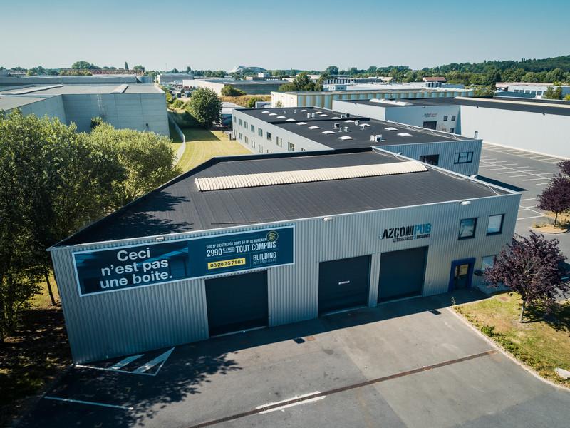 Warehouse 150m² - Euraparc (Roncq)
