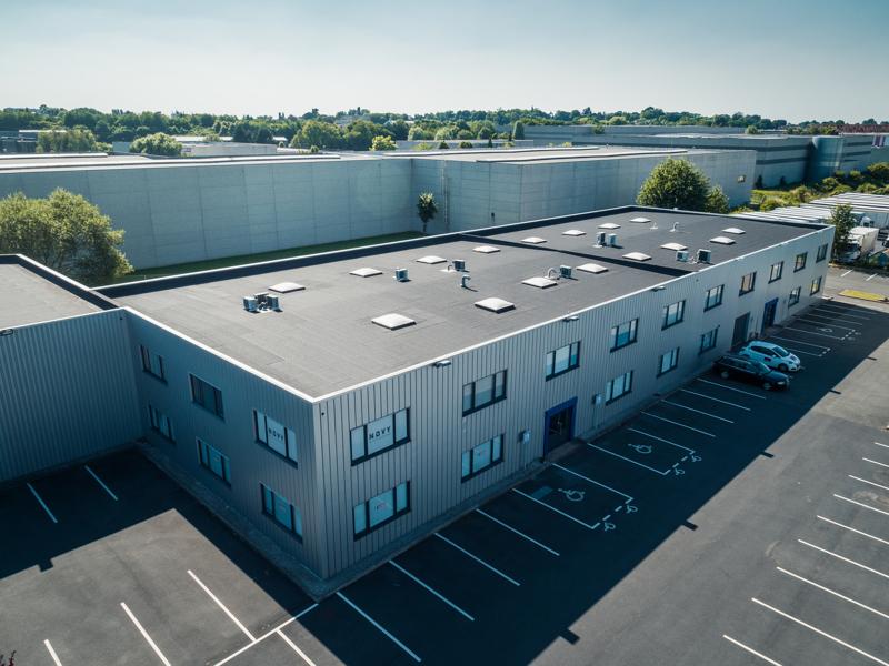 Office 100m² - Euraparc (Roncq)