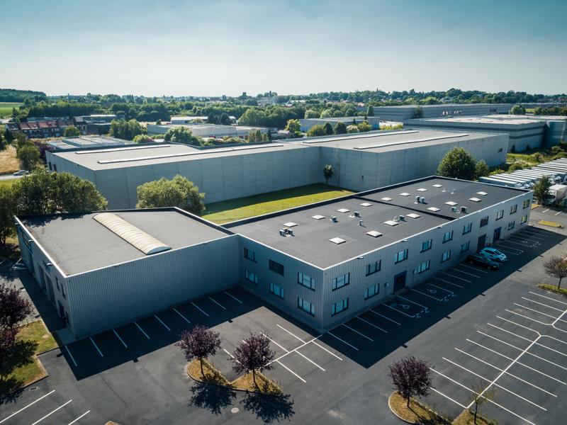 Office 212m² - Euraparc (Roncq)