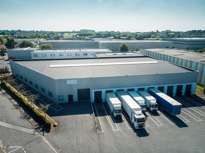 Warehouse 2500m² - Euraparc (Roncq)