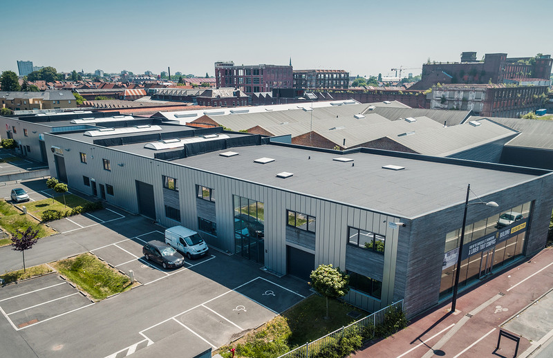 Office 240m² - Artiparc (Tourcoing)