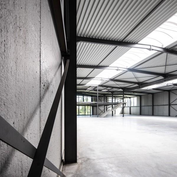 Entrepôt - Valorparc Roncq