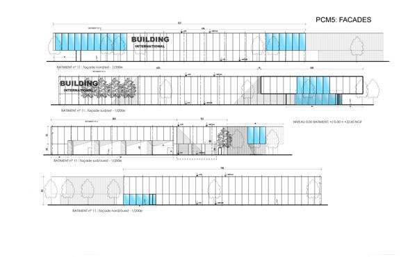 Warehouse - Valorparc Roncq